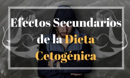Efectos secundarios de la dieta cetogénica