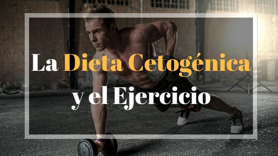 ¿Puedo entrenar mientras estoy bajo la dieta cetogénica?