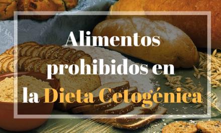 ¿Cuáles alimentos están prohibidos en la dieta cetogénica?