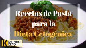 espagueti cetogenico
