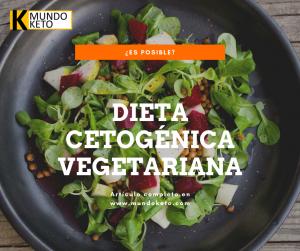Dieta Keto Vegetariana