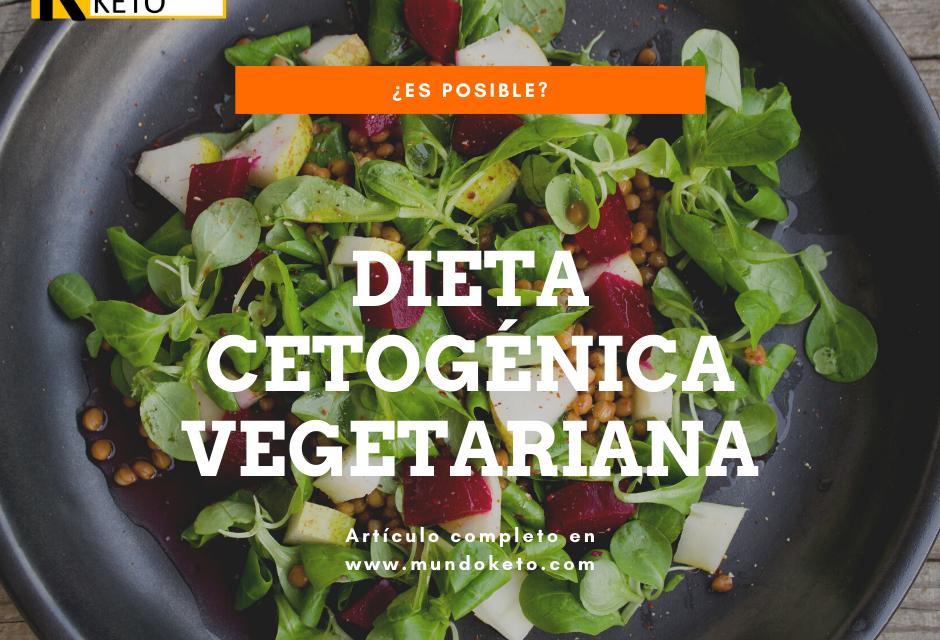 ¿Puedes seguir la dieta cetogénica si eres vegetariano?